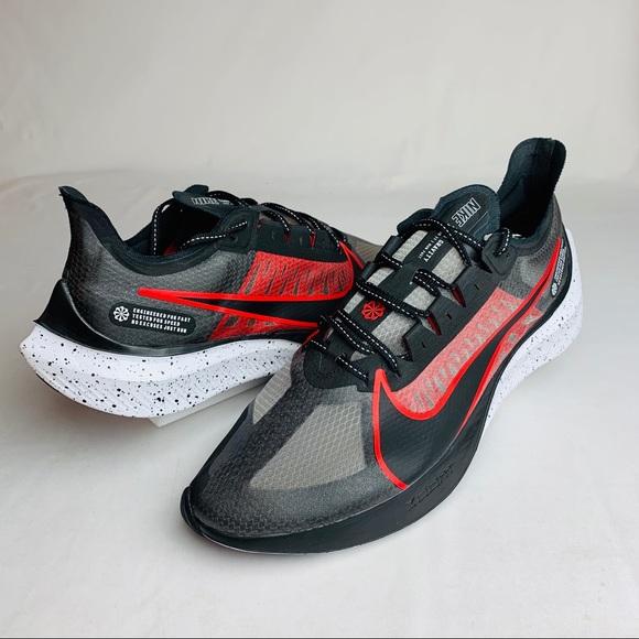 Nike Zoom Gravity Black/ University Red-White